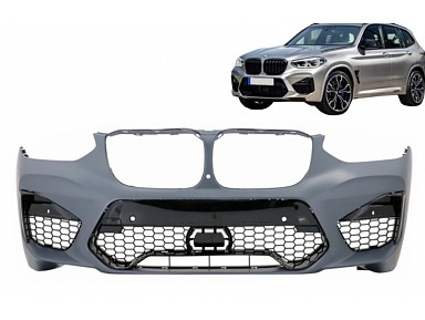 Front Bumper BMW X3 M F97 / X4 M F98 Competition (2018+)