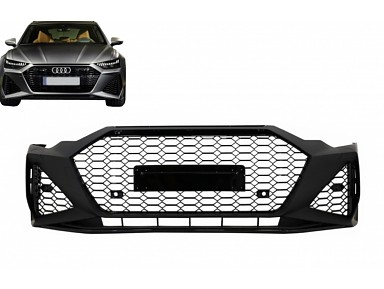 Front Bumper Audi RS6 C8 4K (2020+)