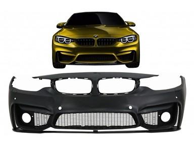 Front Bumper BMW M4 (2013-2017) Coupe / Cabrio / Gran Coupe