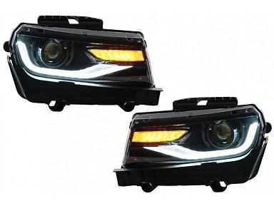 Chevrolet Camaro (2014-2015) LED Headlights