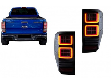 LED Taillights Ford Ranger T6 (2012-2018)