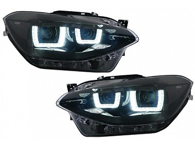OSRAM LED Headlights BMW 1 Series F20 / F21 (2011-2015)