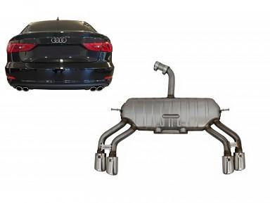 Escape Audi S3 8V (2013-2019)