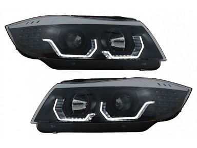 Faros Delanteros 3D LED BMW Serie 3 E90 / E91 (2005-2008)
