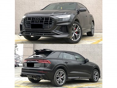 Kit Aerodinámico Fibra de Carbono Audi Q8 / SQ8 4M / F1 (2018+)