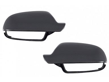 Carbon Fiber Mirror Covers Audi A4 B8.5 / A5 8T Facelift (2012-2016)