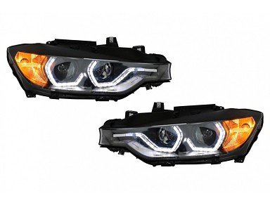 LED Headlights BMW 3 Series F30 (2012-2015)