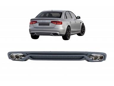 Difusor Trasero Audi S4 B8 Facelift (2012-2015) Sedán / Avant