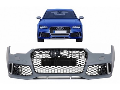 Front Bumper Audi RS7 4G Facelift (2015-2017)