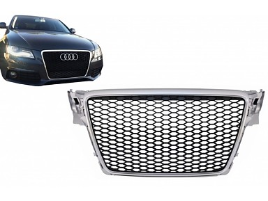 Parrilla Delantera Audi RS4 Sedán / Avant B8 (2008-2011)