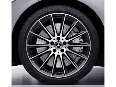 "20 ""Inch Genuine Wheels Mercedes-Benz S-Class Sedan W223 / V223 (2020+)"