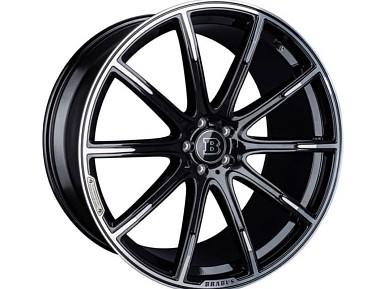 "Genuine Wheels 21 ""Inch BRABUS Mercedes-Benz S-Class W223 / V223 (2020+)"