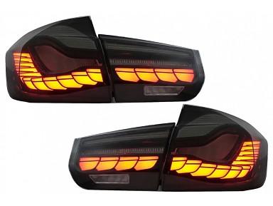 OLED Rear Lights BMW M4 GTS F32 for BMW 3 Series Sedan F30 (2011-2018)
