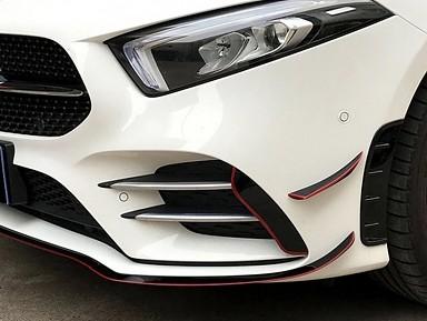 Lip delantero A45 AMG para Mercedes Clase A W177