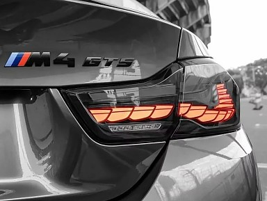 OLED Taillights BMW M4 GTS F32 Coupe (2013-2019)