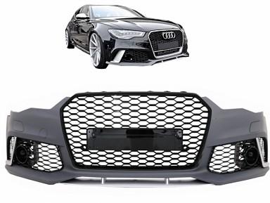 Front Bumper Audi RS6 Sedan / Avant C7 (2011-2015)
