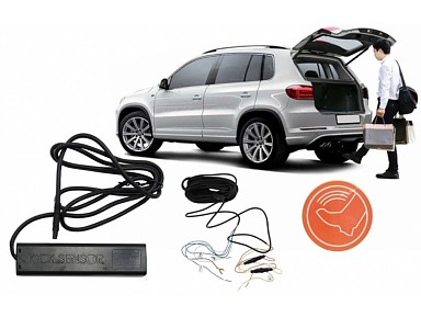 Electric Tailgate System Mercedes-Benz C-Class W205 (2015-2020)