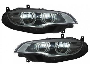 LED Headlights BMW X6 E71 (2008-2012)