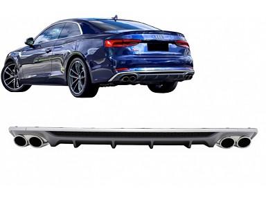Difusor Trasero Audi S5 Coupe / Cabrio / Sportback F5 (2017-2019)