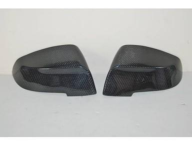 Carbon Fiber Mirror Covers BMW 5 Series F10/F11 (2014-2016)