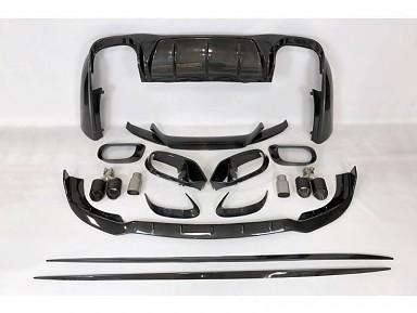 Kit Aerodinámico Fibra de Carbono Mercedes-Benz AMG GT C190 / R190 Facelift (2018-2020)