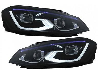 Faros Delanteros Full LED Conversión Volkswagen Golf Hatchback 8 (2020+)