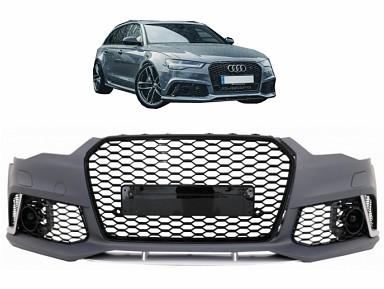 Front Bumper Audi RS6 Sedan / Avant C7 Facelift (2015-2018)