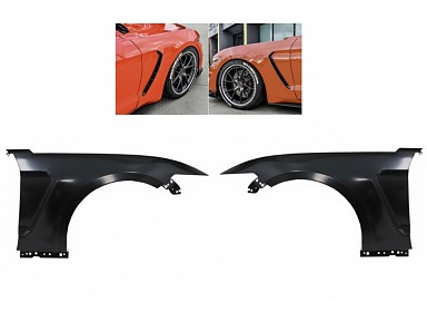 Front Fenders Ford Mustang GT350 Coupe / Cabrio VI (2015-2017)