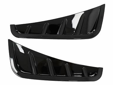 Aero Flaps Front Fenders Mercedes-Benz C-Class Sedan W205 Facelift (2019-2020)