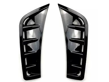 Aero Flaps Front Fenders Mercedes-Benz GLC X253 / Coupe C253 Facelift (2019-2021)
