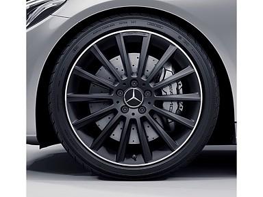 """19 """"Inch Original Wheels Mercedes-Benz C43 AMG W205 (2015-2020)"""