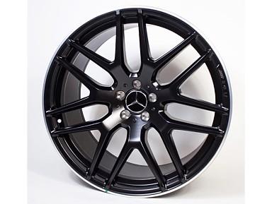 "22 ""Inch Original Wheels Mercedes-Benz GLE 63 AMG Coupe C292 (2015-2019)"