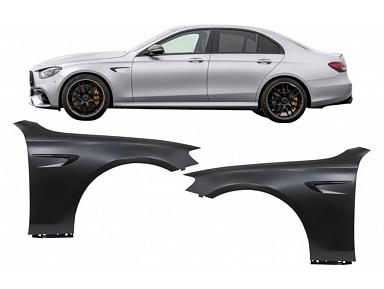Front Fender Mercedes-Benz E63s AMG Sedan W213 Facelift (2020+)