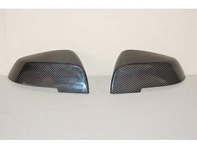 Carbon Fiber Mirror Covers BMW 3 Series F30 / 1 Series F20