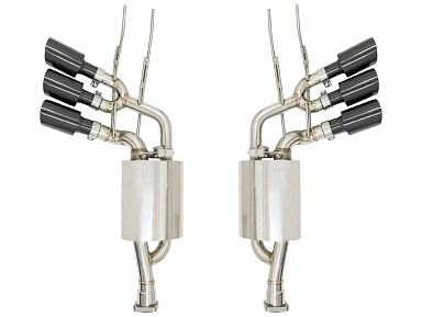 Complete Exhaust System with Valvetronic Mercedes-Benz G-Class W463 (1989-2017)
