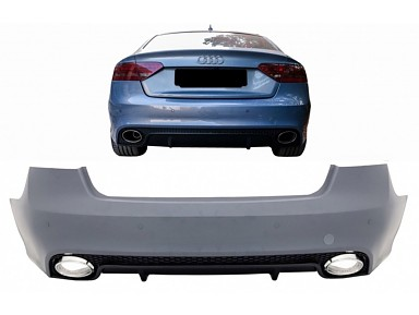 Paragolpes Trasero Audi RS5 Coupe 8T / Cabrio 8F (2007-2016)