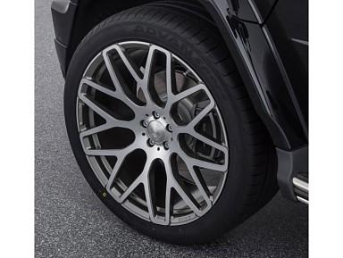 "Llantas Originales 23"" Pulgadas BRABUS G700 Widestar W463A / W464 Facelift (2018+)"