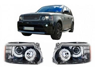 LED Headlights Range Rover Sport L320 Facelift (2009-2013)