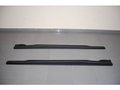 Profiles / Added of Side Skirts for Mercedes CLA W117