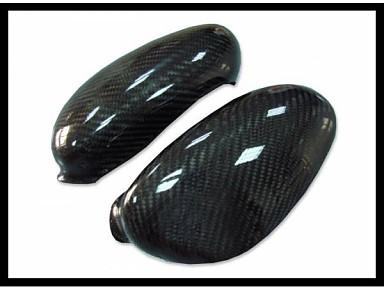 Carbon Fiber Mirror Cover Porsche 996