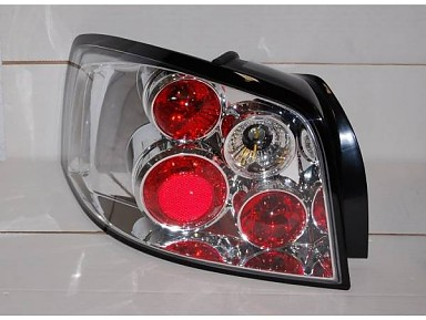 Lexus type rear lights for the Audi A3 8P (2003-2008)