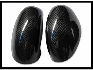 Carbon Fiber Mirror Covers Audi TT 8N (1998-2005)