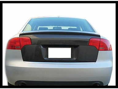Carbon Fiber Spoiler Audi A4 B7 Saloon (2004-2008)
