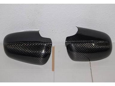 Carbon Fiber Mirror Covers Audi A4 B7 (2002-2005)