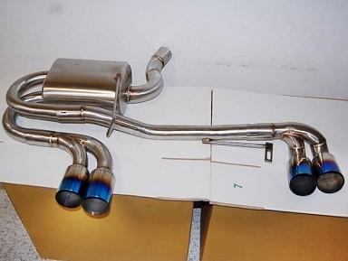 Exhaust for BMW 3 Series 325I E90/E92 (2006-2012)