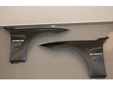 M4 Front Fins for BMW 3 Series F30/F31 (2012-2018)