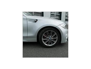 1M Front Fins for BMW 1 Series E81/E87/E82/E83