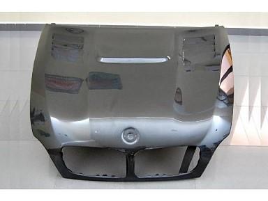 Carbon Fiber Hood for BMW X5 E70/X6 E71 (2006-2009)