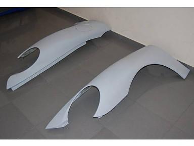 Front Fins for Porsche Model 997