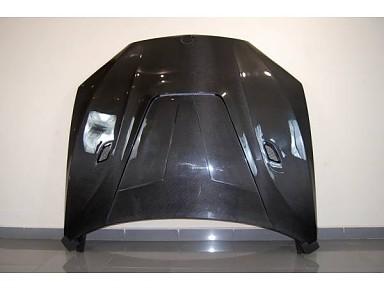 Carbon Fiber Hood for BMW X5 F15/X6 F16